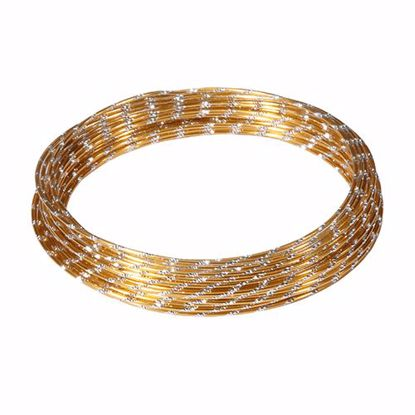 Picture of Oasis 12 Gauge Diamond Wire-Gold