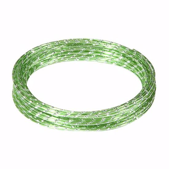 Picture of Oasis 12 Gauge Diamond Wire-Apple Green