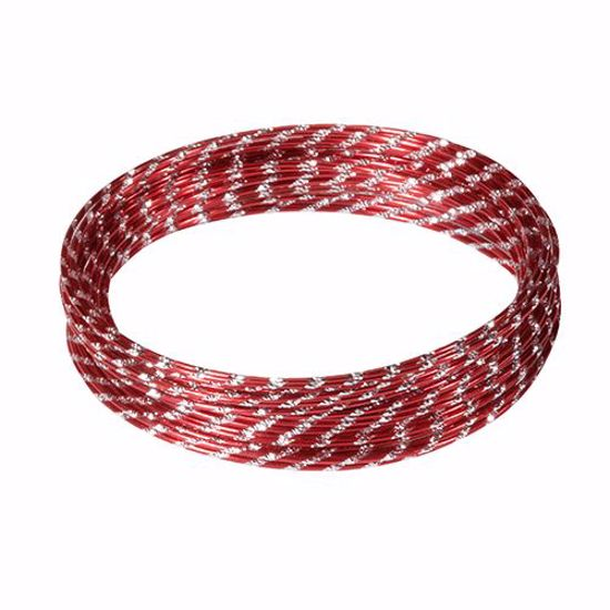 Picture of Oasis 12 Gauge Diamond Wire-Red