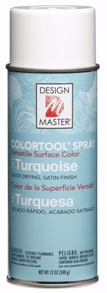 Picture of Design Master Colortool Spray/ Turquoise