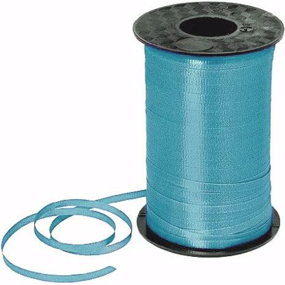Picture of #1 Curling Ribbon-Caribbean Blue