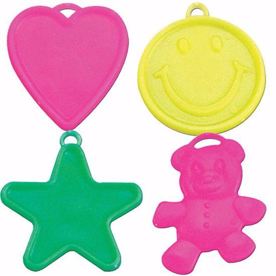 Picture of 8g Neon Designer Balloon Weights