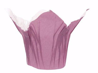 "Picture of 6"" Kwik-Cover® Lavender/White"