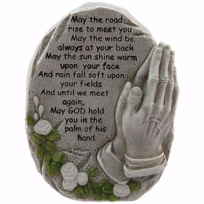 Picture of May The Road Rise To Meet You Memorial Stone