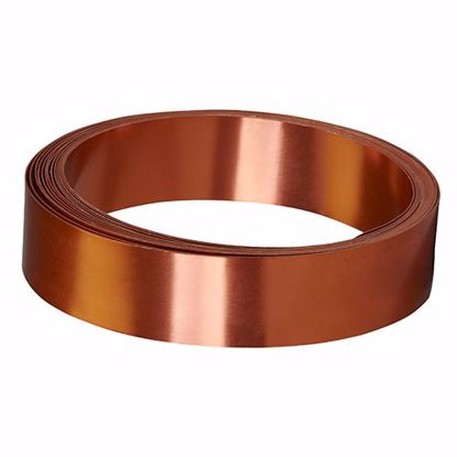 "Picture of Oasis 1"" Wide Flat Wire - Copper"