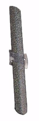 Picture of OASIS Lomey Wrap Wristlet - Shimmer Black
