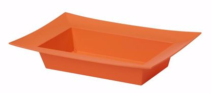 Picture of Oasis Essentials Rectangle Bowl Tangerine