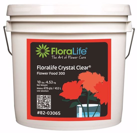 Picture of Floralife Crystal Clear Flower Food 300 Powder - 10 lb. Pail