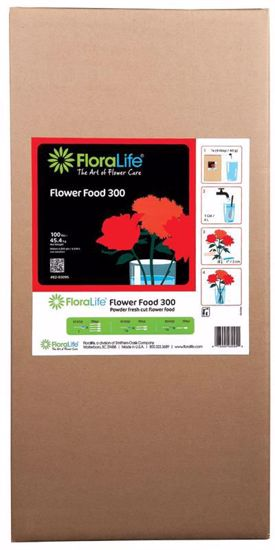 Picture of Floralife Crystal Clear Flower Food 300 Powder - 100 lb. Box