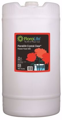 Picture of Floralife Crystal Clear Flower Food 300 Liquid - 15 Gallon Drum