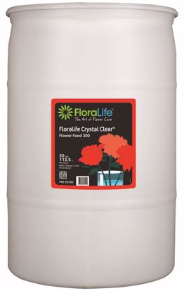 Picture of Floralife Crystal Clear Flower Food 300 Liquid - 30 Gallon Drum