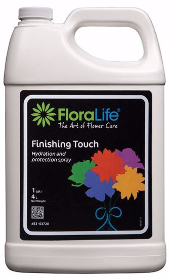 Picture of Floralife Finishing Touch Spray - 1 Gallon Bottle