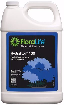 Picture of Floralife HydraFlor Liquid 100 Hydrating Treatment - 1 Gallon Jug