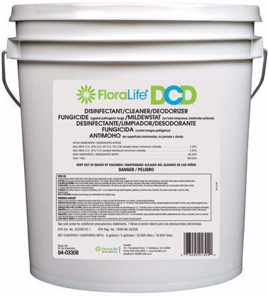 Picture of Floralife D.C.D. Liquid Industrial Cleaner - 5 Gallon Pail