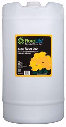 Picture of Floralife Clear Rose 200 Storage & Transport Liquid Treatment - 15 Gallon Drum
