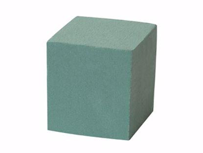 "Picture of Oasis Floral Foam Convenience Cuts - 4"" Cube Foam"