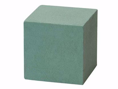 "Picture of Oasis Floral Foam Convenience Cuts - 5"" Cube Foam"