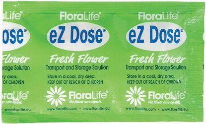 Picture of Floralife Clear 200 eZ Dose Delivery System, 7.5 Gram Packet (500pk)