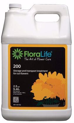 Picture of Floralife 200 Storage & Transport Liquid Treatment - 2.5 Gallon Jug w/Pump