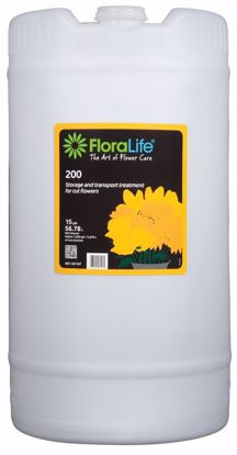 Picture of Floralife 200 Storage & Transport Liquid Treatment - 15 Gallon Drum