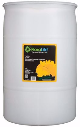 Picture of Floralife 200 Storage & Transport Liquid Treatment - 30 Gallon Drum