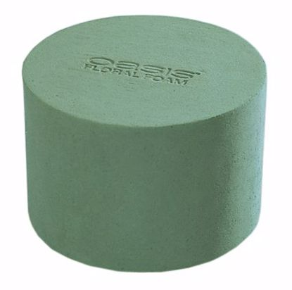 Picture of Oasis Floral Foam Cylinders - Floral Cake Foam