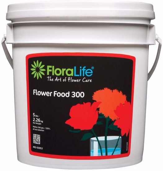 Picture of Floralife Flower Food 300 Powder - 5 lb. Pail