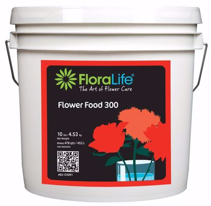 Picture of Floralife Flower Food 300 Powder - 10 lb. Pail