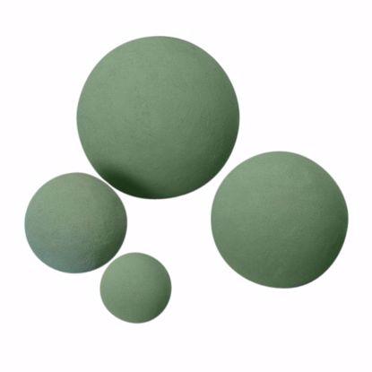 "Picture of Oasis Floral Foam Spheres - 4.5"" Sphere"