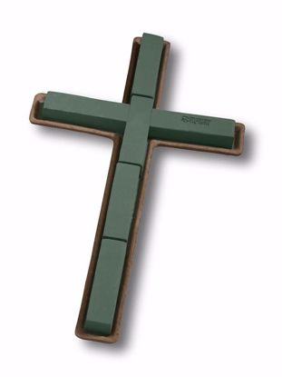 """Picture of Oasis Mache - 30"""" Cross"""