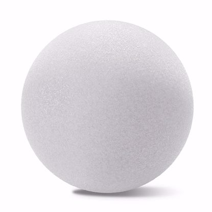"Picture of White Styrofoam™ Ball - 10"""