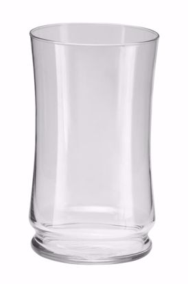 """Picture of Oasis 10.25"""" Grace Vase - Clear Glass"""