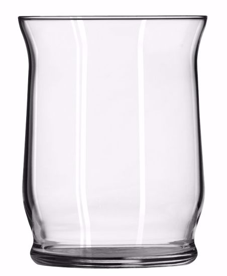 """Picture of Oasis 4 3/8"""" Adorn Hurricane - Clear Glass"""