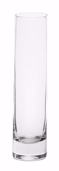 """Picture of Oasis 7.5"""" Cylinder Bud Vase - Clear Glass"""
