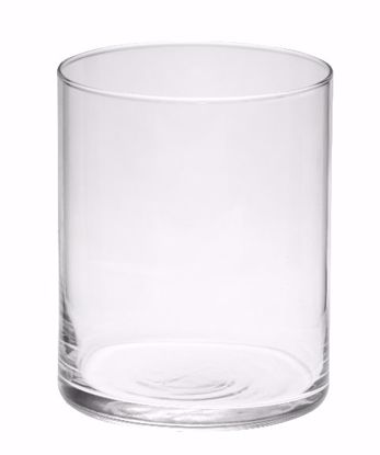"""Picture of Oasis 5"""" Grande Cylinder - Clear Glass"""