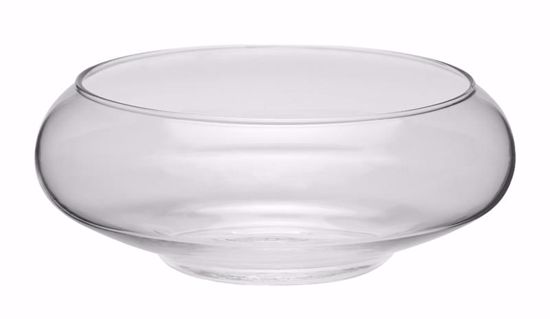 """Picture of Oasis 10"""" Lily Bowl - Clear Glass"""