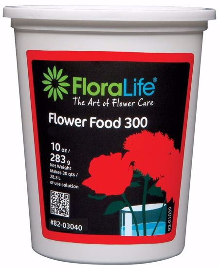 Picture of Floralife Flower Food 300 Powder - 10 oz. Pail