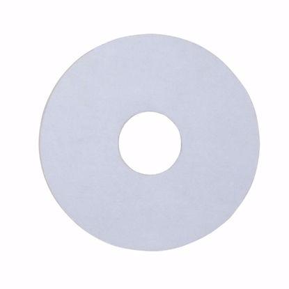 Picture of OASIS Grande Satin Collar - White