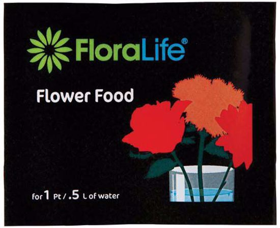 Picture of Floralife Flower Food 300 Powder - 1pt/.5L Packet