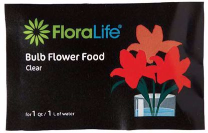 Picture of Floralife Bulb Food Clear 300 Powder - 1 Quart/1 Liter Packet