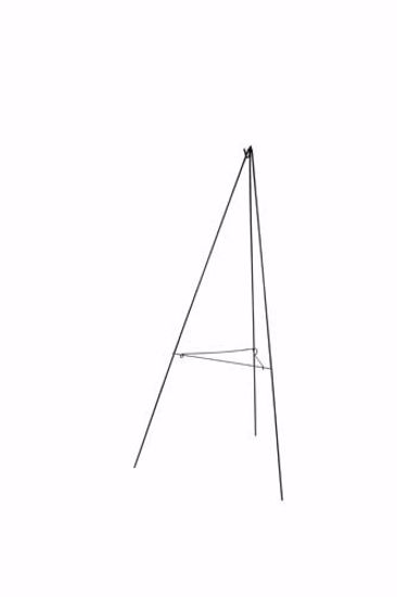 """Picture of 42"""" Wire Easel"""