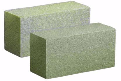 Picture of SAHARA II  Dry Foam Superbrick - Green (20 Pack)