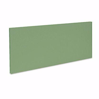 "Picture of Styrofoam™ Sheet - 1""x 12""x 36"" Green"