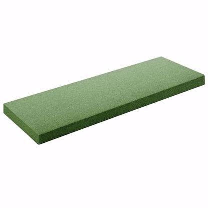 "Picture of Styrofoam™ Sheet - 2""x 12""x 36"" Green"
