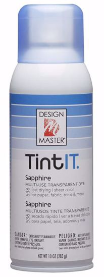 Picture of Design Master TintIt Dye/ Sapphire