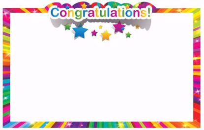 Picture of Congratulations Enclosure Card (PACK 50)