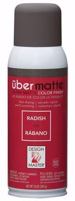 Picture of Design Master Ubermatte - Radish