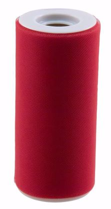 Picture of Tulle Nylon Netting-Cherry Red