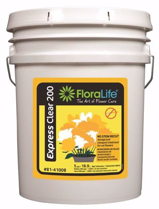 Picture of Floralife Express Clear 200 - 5 Gallon Pail
