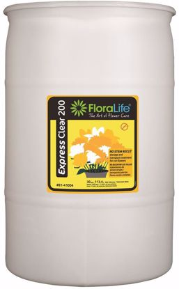 Picture of Floralife Express Clear 200 - 30 Gallon Drum